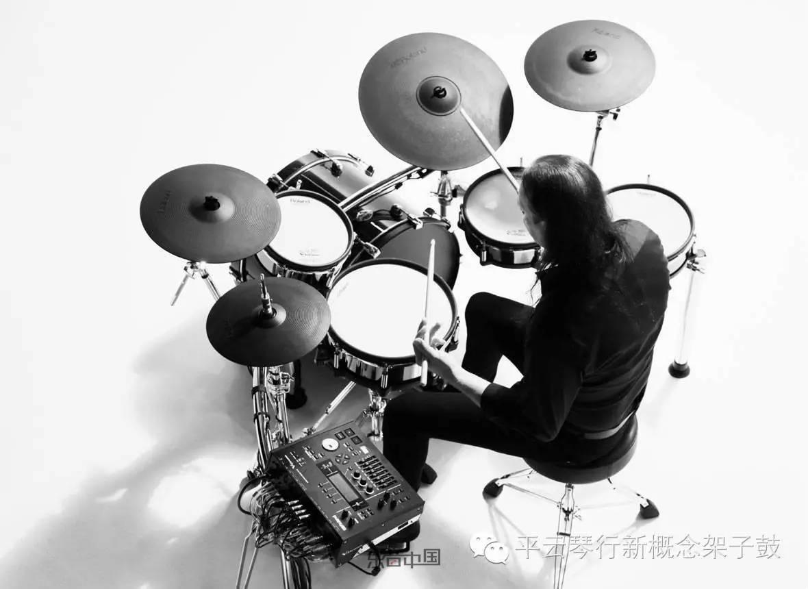 电子鼓的终结者—Roland TD-50